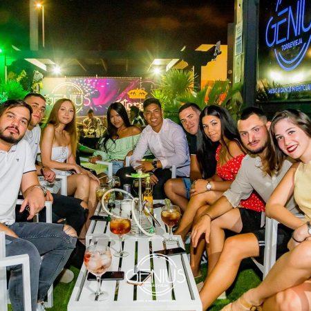 Party Nightlife in Alicante