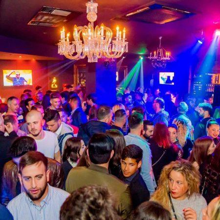 Nightclub in Spain